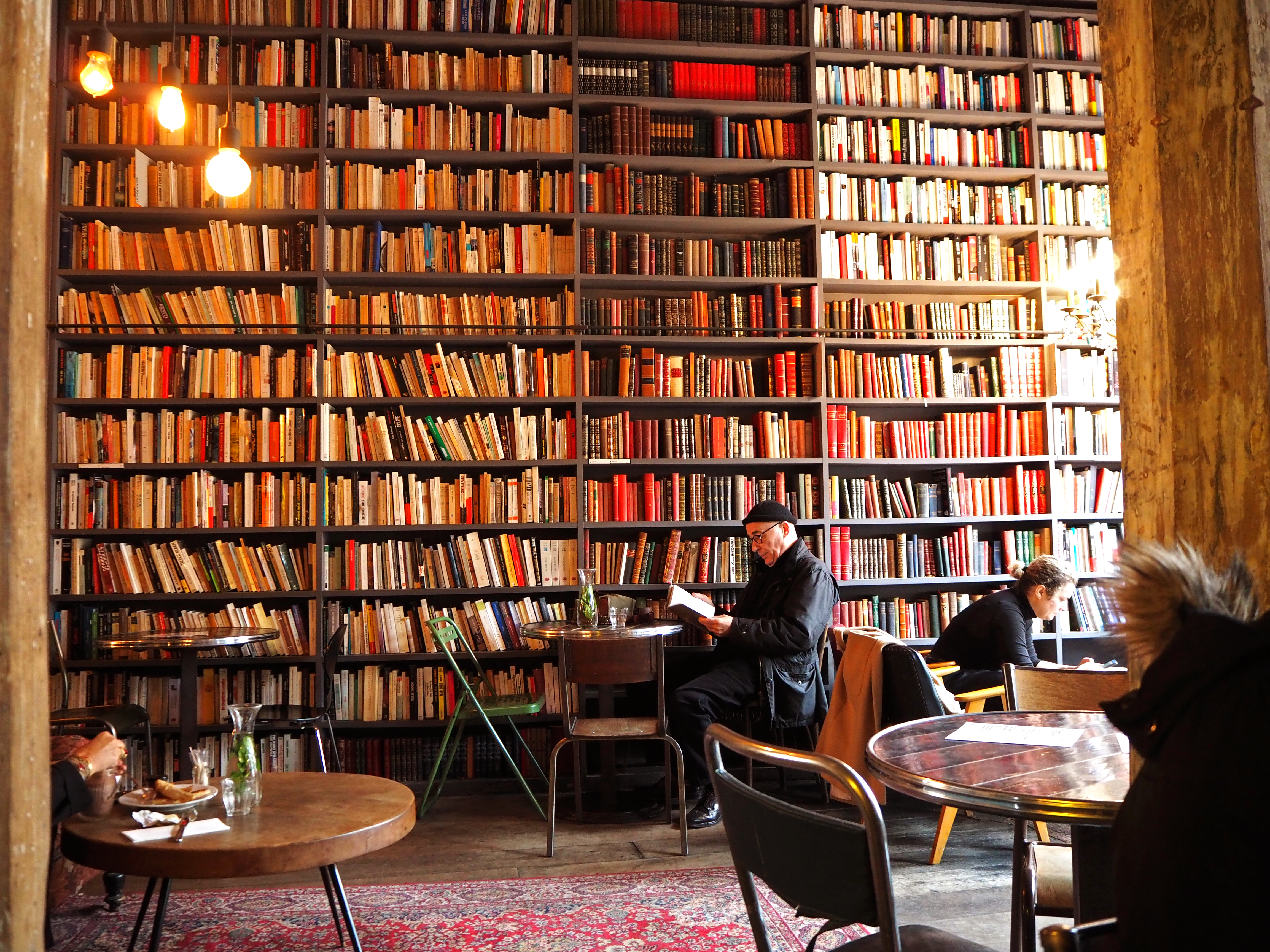 Books Cafe