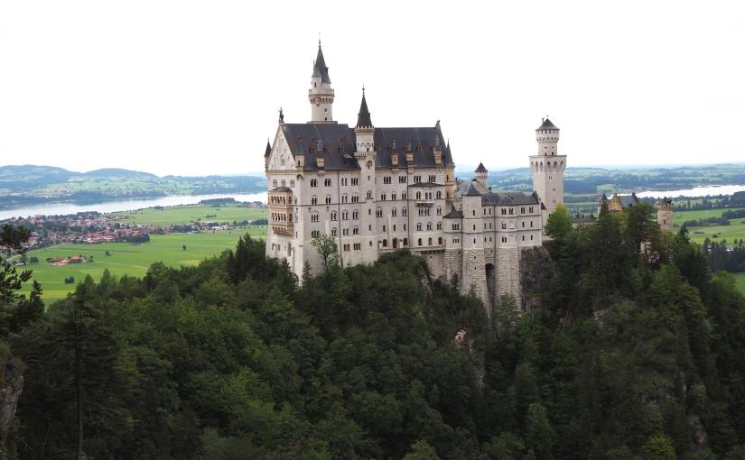 Sleeping Beauty's Castle – SchlossNeuschwanstein