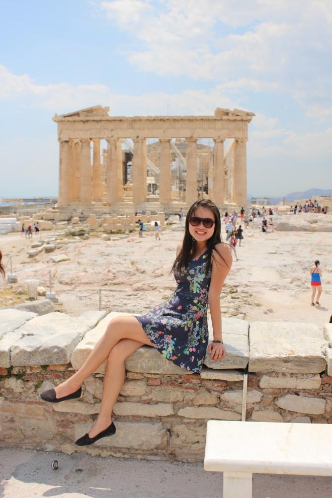 Isabel Leong Athens Greece